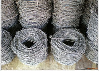 Iron Iso Galvanized Gaucho Prison Barbed Wire Wire Mesh Sucurity Fence