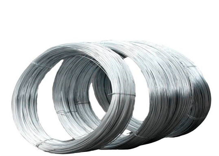Silver Binding Wire Prison Razor Wire With High Strength Easily Bent And Tied